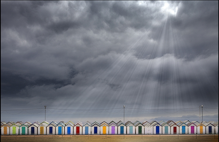 027 Beach Huts
