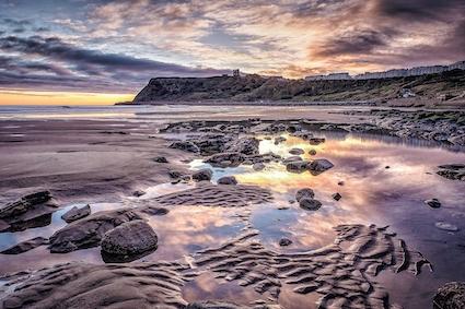 Scarborough_North_Bay_Sunrise