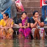 """At the Ghats, Varanasi"", Jon Allanson (VHC)"