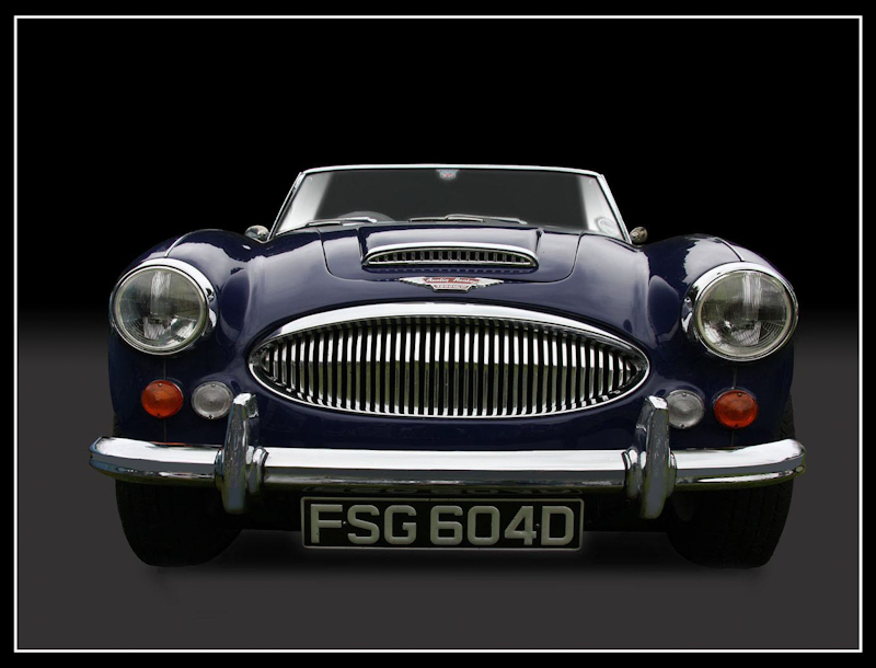 """Austin Healey 3000"", John Garner (Best Record)"