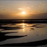 """Sunrise on Anglesey"", Gordon Robson (HC)"