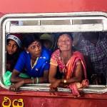 """Two ladies on the train"", Jon Allanson (VHC)"