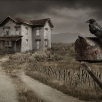 The Old Homestead by Jackie Robinson - Best advanced print, 2nd Print Competition