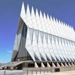 """Chapel American  Airforce Acadamy- Colorado"", Dave Osborne (C)"
