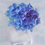 """Hydrangea"", Lisa Mullins (HC)"