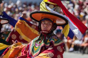 Paro Festival - Bhutan