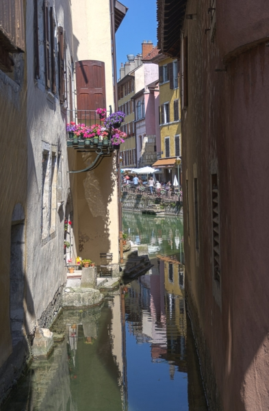 Sunny Annecy – 19 points
