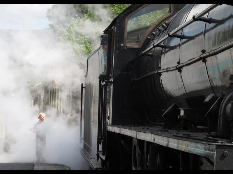 Fun-in-the-steam