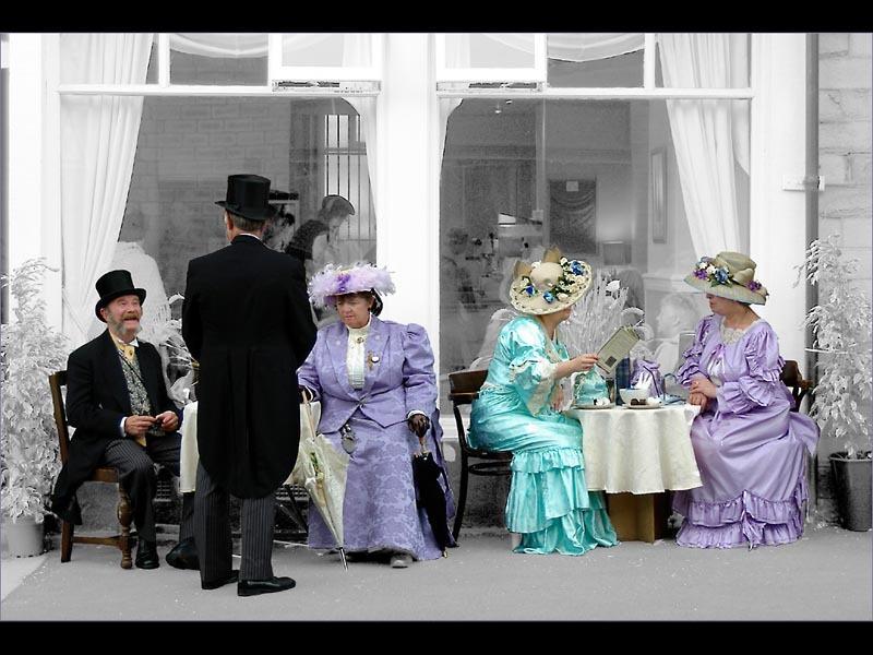 Victorian-Tea-Time