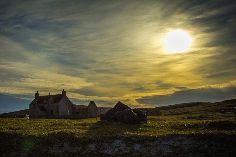 A_Hebridean_Evening